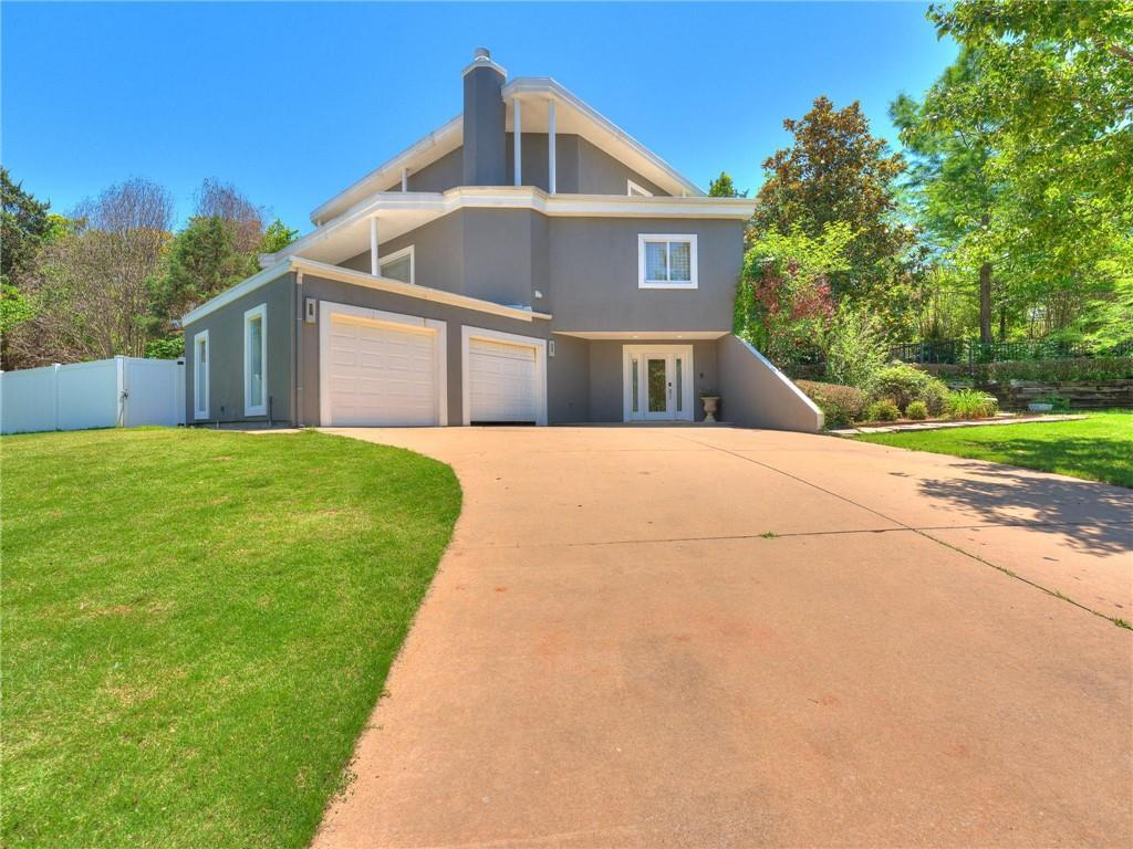 This magnificent home is located near the adventure district and the State Capitol. The first level is an entrance level with multi-purpose room and a restroom. The 2nd level has a half bath, two dining areas, a sitting area, a large kitchen area, living room and two bedrooms with a split full bathroom. The third level has the Owner's suite with fully updated master bath and amazing shower with 3 shower heads & 3 spray hoses. There is also a versatile room that can be used as an office or bedroom with plenty of built-in shelving. So many outdoor spaces in this home including the wrap around porch on the top level, second level has a covered deck and lower level has a built in kitchen and hot tub. There is even a pond! There are so many updates including a newly painted interior and exterior. The home comes with a Samsung Fridge with large screen. This corner lot has so much room you feel like you are out in the middle of no where. Check out the 360 degree tour of this great home.