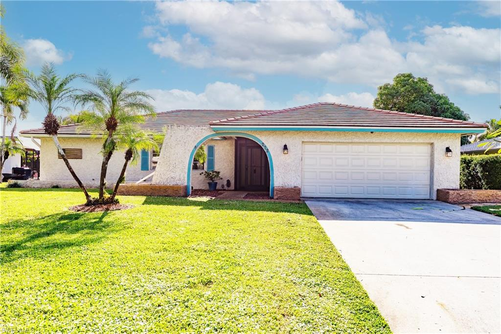 Best Buy in  Lely Golf Estates!! This 1670 square foot 3 bedroom 2 bath pool home sits on an almost quarter acre lot in the Forest Hills subdivision of Lely Golf Estates. This home features a new roof and pool cage in 2018, newer A/C in 2103, all newer appliances, hurricane shutters, and even a generator! Best of all, HOA fees are only $100 per year! The all tile floored home has 3 sets of sliders which open to the oversized lanai, pool and brick pavered patio in the fully fenced backyard. Lely Golf Estates, located just past Lely Country Club is a deed restricted, private golf course community with rolling fairways and sprawling neighborhoods set against a backdrop of lush and mature landscape. The Hibiscus Golf Course winds in and around many of the properties. It is a quick and easy drive to Marco Island, Physicians Regional Hospital and tons of retail and dining options.