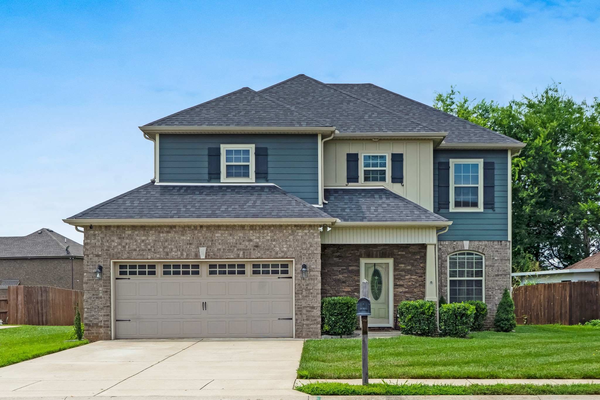 Gorgeous well-maintained home, great location; office downstairs, all bedrooms and bonus upstairs, fenced in backyard; washer and dryer remain; 2-car garage showings 7/29/21 at noon through 8/1/21 at 4pm; offers due by 8pm on 8/1, decision on 8/2