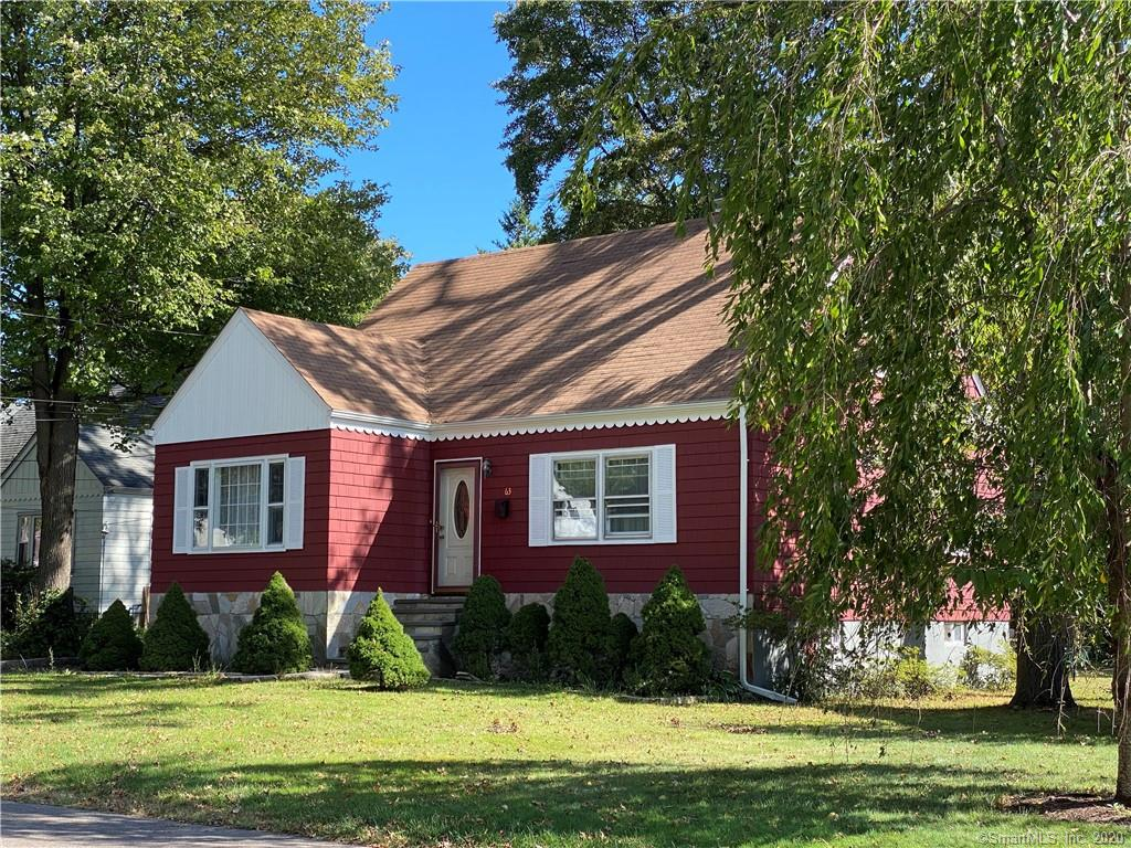 Location…location…location!! Opportunity knocks on this Expanded Cape with great potential! Living room w/crown moldings, hardwood floors throughout, dining room, kitchen w/ tile floor, granite counters, french doors leading to the beautiful back yard. One bedroom on main level and two upstairs. Bring your ideas and convert this Cape into your dream home. Central air, vinyl windows, Freshly painted on exterior. Fairfieldhasa lotto offerits residents, including two universities, two golf courses, multiple town beaches, bustling retail spaces and restaurants, and successful public and private schools. Located a short drive to I-95, Merritt Parkway, and both Fairfield Train Stations.