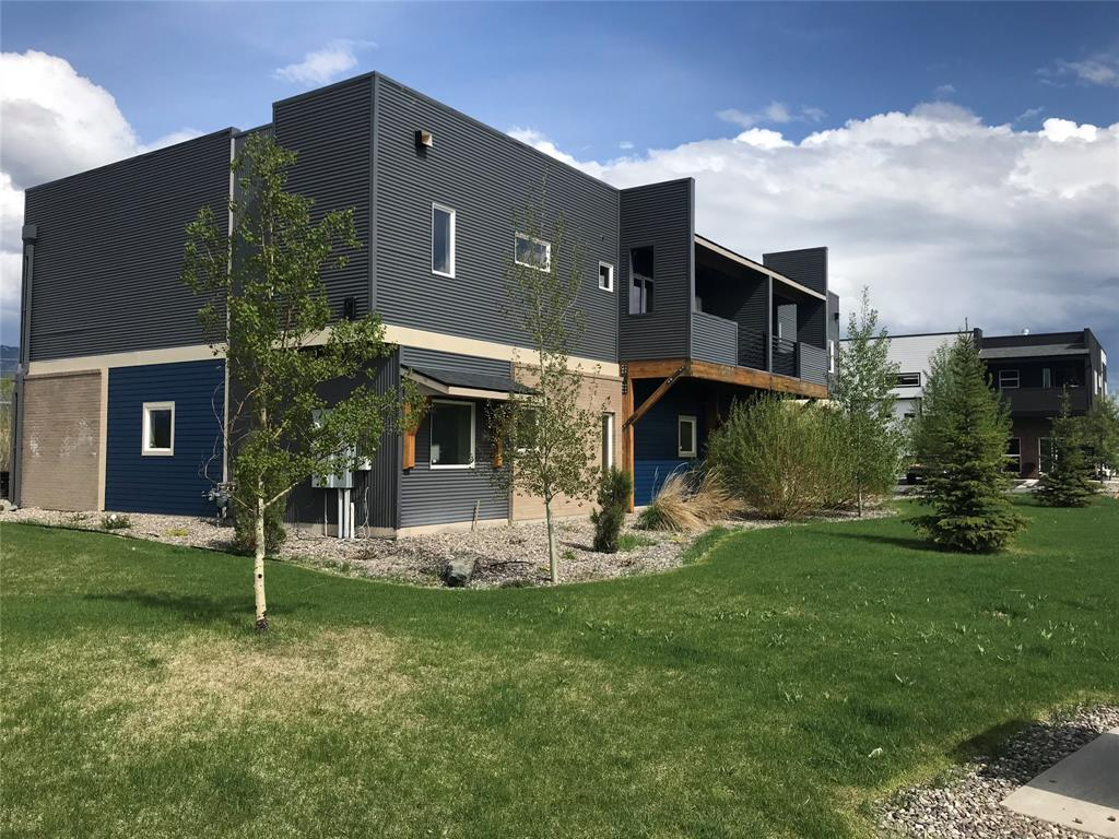Live/Work in a Central Location of Bozeman. You will Enter into a Main Level Shop and Office Space with over 1600 Sq Ft while having the opportunity to be in a 800+ sq ft living arrangement above. The Main Floor has Office Space with Kitchen area and Bathroom. Upper Level Living includes 1 Bed 1 Bath a beautiful Kitchen with LG Appliances (Range, Microwave, Refrigerator, Dishwasher) LTV flooring, Fireplace. Great Views from a generous size Deck off Living Area. Call for a copy of the Covenants, uses are abundant. Parks/Trails/Shopping I-90 Access Near.