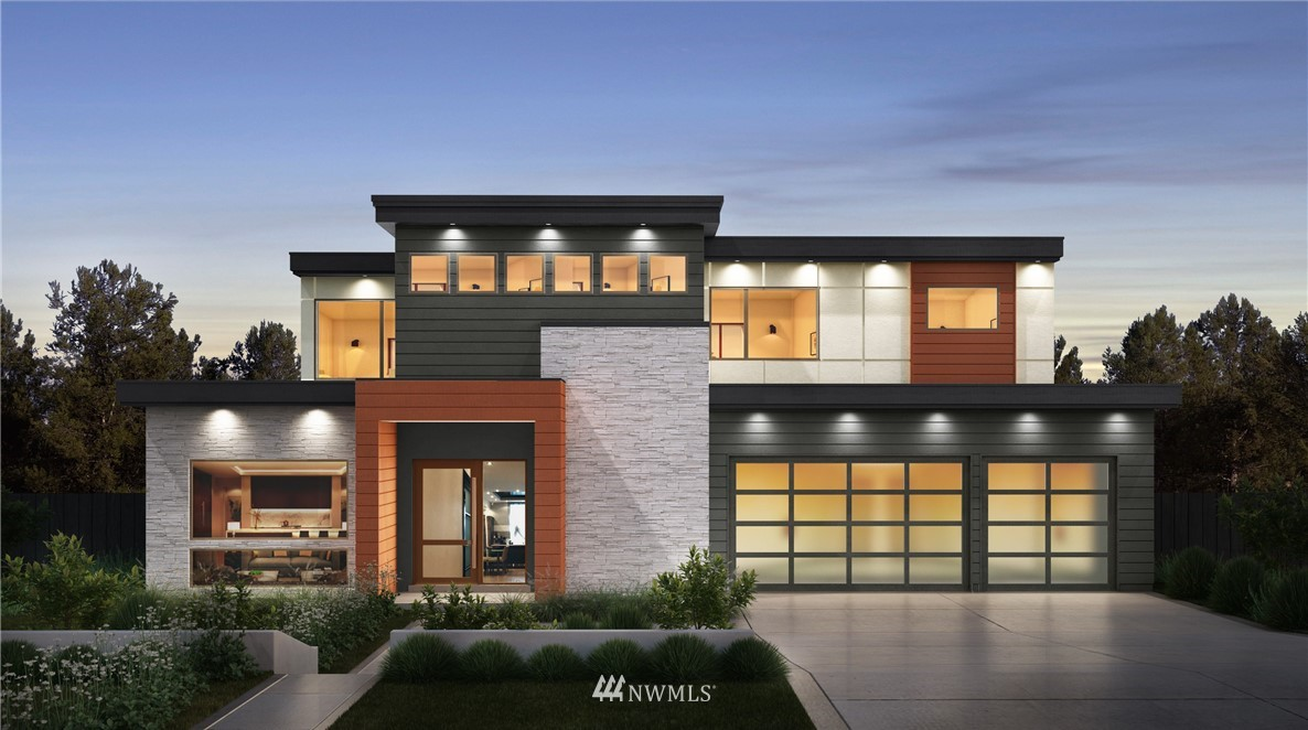 Welcome to this Enatai stunner by BDR Fine Homes!From flexible living space to top-notch amenities, this home has it all. Entertainment space abound, a large-flat yard complete w/outdoor heaters & kitchen. Modern luxury from the master suite to the study & bonus spaces. 5BD/6.5BTH & 3-car garage. The GenSuite for multigenerational living ensures everyone has their own space. Lower level features rec rm, wine grotto & exercise space. A terrific location near schools, Downtown Bellevue & Seattle. Completion Spring 2021.