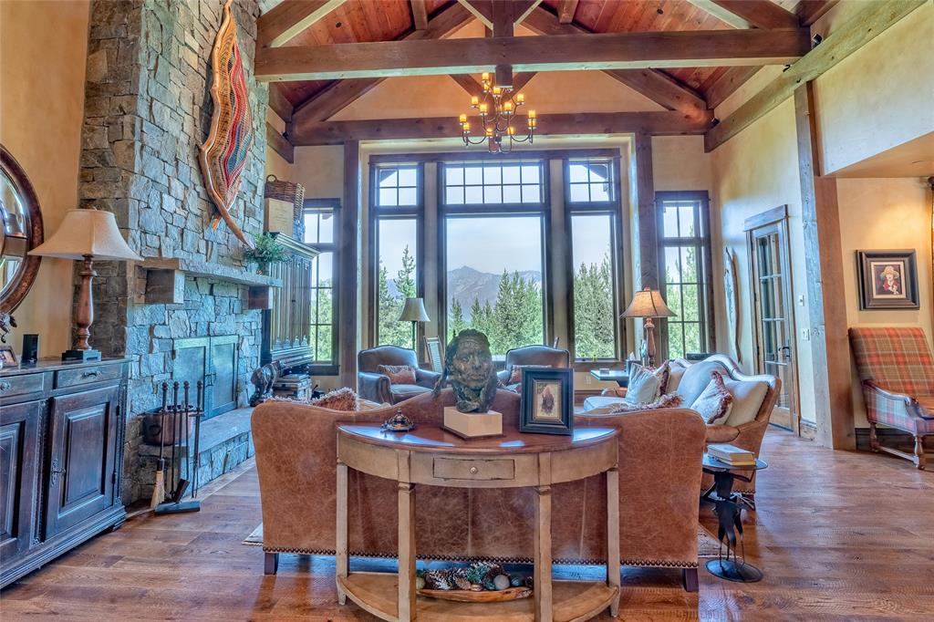 One of nicest custom homes in Spanish Peaks. Located on 14th fairway; ski-in/ski-out; expansive views of Spanish Peaks; high end finishes and furnishings.  Offer furnished less personal property and art (exclusion list to be provided by owner). Golf membership in Spanish Peaks Mountain Club available to purchaser.
