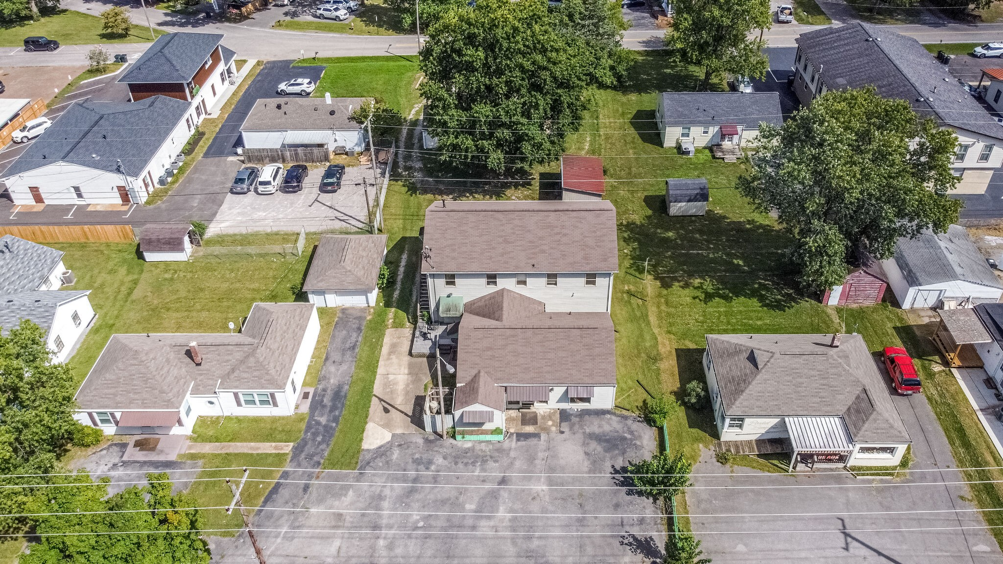 Rare Opportunity in Berry Hill. This property in addition too 2812, 2814 and 2816 Bransford, and 2817 Columbine are being sold. Purchase one, a few, or all property's for this sought after area in Nashville. Sold as is Where Is. Buyer and Buyers Agent must verify all pertinent information.