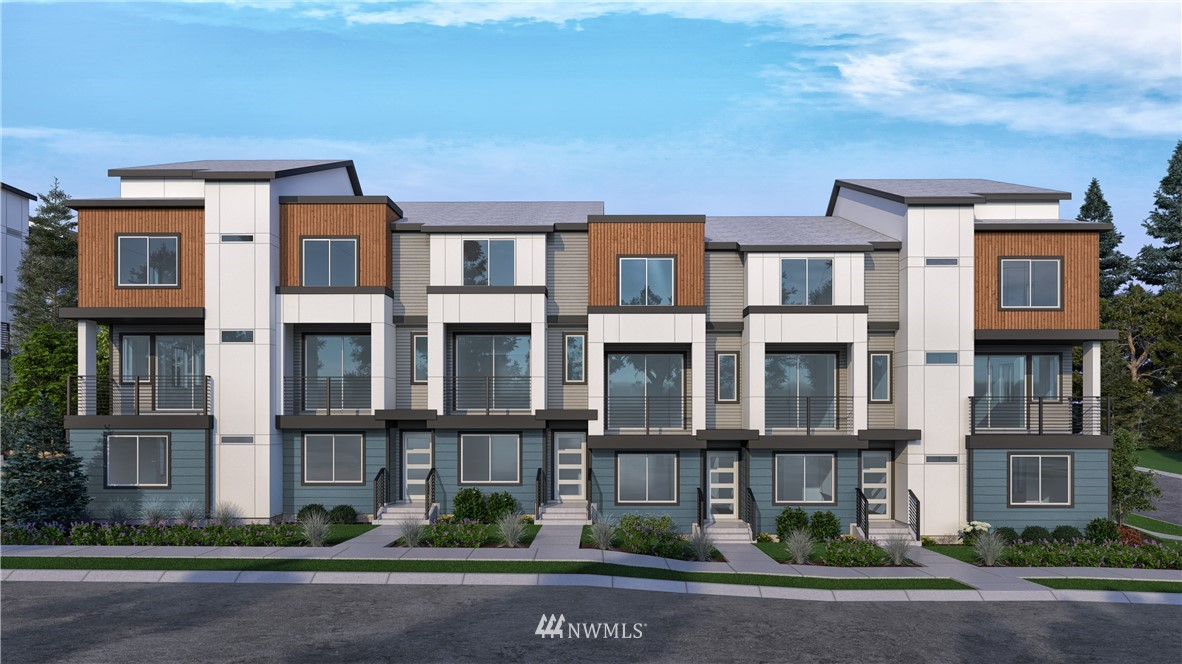 Welcome to Towns on 145th by Intracorp, Building the Extraordinary! Located 1/4 mile from future light rail station in desirable Shoreline.  School district ranks #7 in WA state. Will feature 4-star Built Green. Quality construction inside and out with large windows, quartz, stainless, tile and more! Unit 51 is one of our best values with 1 car oversize plus storage, island kitchen, deck off living room and two walk-in closets.  40 is a great location overlooking courtyard and gardens.