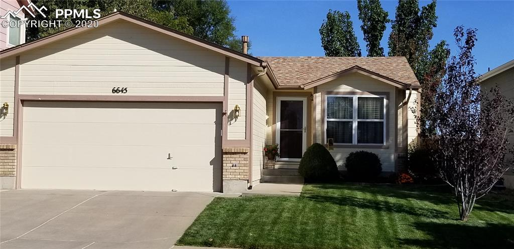 Well cared for rancher! Beautifully landscaped yard, front and back, with auto sprinkle system and new fence. Storage shed in the back. A/C for warmer days. Convenient location near schools, shopping, AF base.