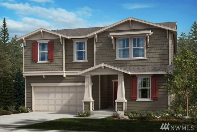 Welcome to Cascade Vista an enclave of 67 thoughtfully designed homes! This beautiful 2 story home built by KB Home features 2,345sf with 3 bedrooms, 2.5 Baths, Bonus Room and Den and 2 car garage for extra storage or parking. The large kitchen overlooks the spacious great room. The home includes features like quartz countertops, laminate flooring, white painted millwork, stainless steel appliance, fully landscaped with rear yard fencing, and ENERGY STAR CERTIFIED!
