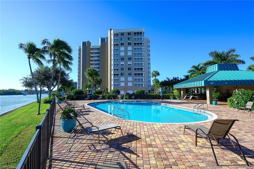 Rented Feb & Mar. One of the newest & most sought after buildings on the Vanderbilt Beach Peninsula. Gulf Breeze is located in a gated community & secure building & offers waterfront condos on the bay with views of the Gulf of Mexico.  Light & bright unit is turnkey right down to the beach chairs & umbrella-just bring your bathing suit, flip flops, sunscreen & toothbrush!  3 bedrooms, 2 bathrooms. 3rd bedroom has a pull out couch that sleeps 2. This unit has been remodeled & includes new furniture & linens, granite, & stainless steel appliances.  Enjoy year round sunset views from your balcony. Just a short walk to one of the Top 10 Beaches in the country, Delnor Wiggins State Park and Vanderbilt Beach.  Walk for miles on the soft, pure white sand that edges the turquoise waters of the Gulf of Mexico, hunt for sea shells, watch shore birds & take a dip in the Gulf.  Gulf Breeze has tennis & pickleball courts, heated swimming pool, bocce court, car wash & a large parking lot for your guests.  The Shops at Mercato are just a mile away & include shopping, restaurants, movie theatre & night life.  The Waterside shops are just 3 miles away & downtown Old Naples approximately 9 miles.