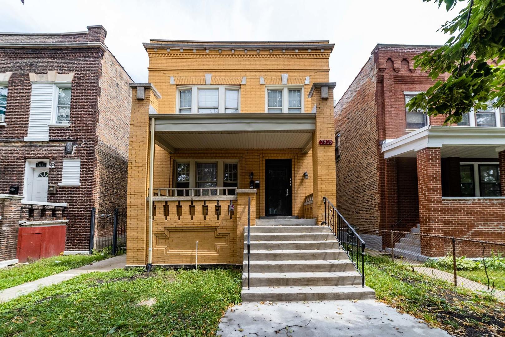 7615 S Morgan Street, Chicago, IL 60620