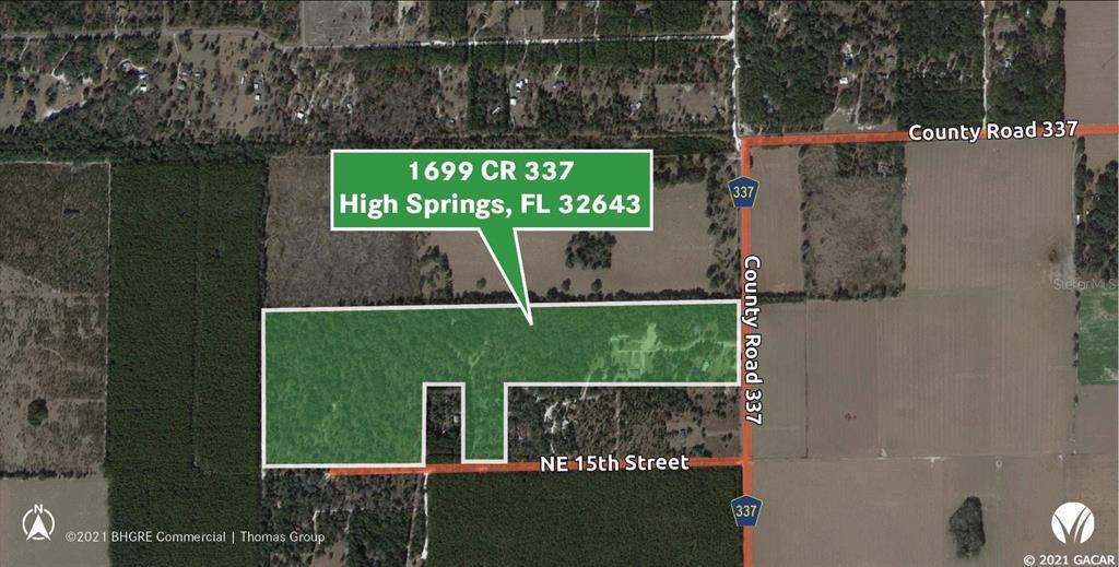1699 NE County Road 337, High Springs, FL 32643