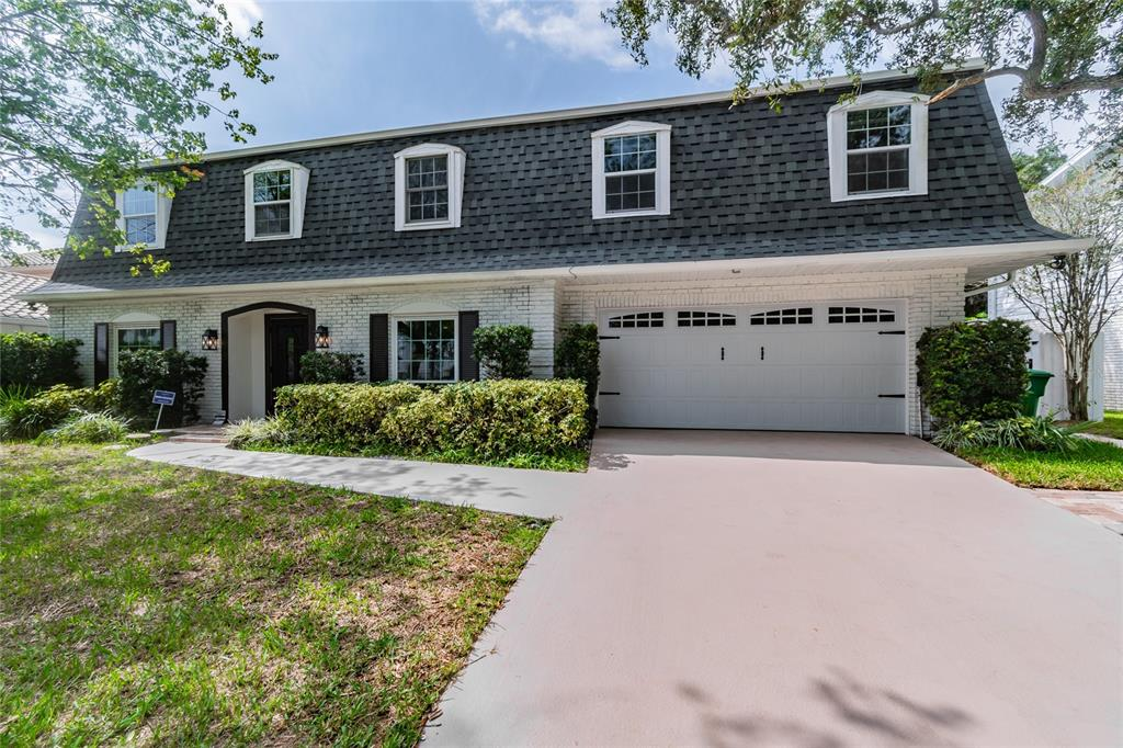 Welcome to this beautiful home in the heart of Beach Park. This POOL house features 3 bedrooms plus an office, 2.5 bathrooms, and a 2 car garage with oversized fenced yard ( 77x131).  Open floor plan features spacious bedrooms, large family room that opens up to a newly remodeled kitchen with access to a patio with outdoor kitchen and a pool. Separate dining and leaving rooms, office and a laundry room completes the first floor. On the second floor you will find a large master bedroom with fireplace and an office/sunroom with its own private exit to a stairway that leads to the pool area downstairs. Master bath has two entrances and has been completely remodeled, it has free standing bathtub with fireplace, large shower, vanity for 2 and a separate make up table. Master closet consists of several rooms and have convenient entrances from both master bath and the master bedroom. Second bedroom has a seating/office/sunroom space and an oversized closet, third bedroom is very spacious with a walk-in closet, both rooms share renovated bathroom.  Other upgrades include Brand New Roof, HVAC System, Water Heater, some Windows, Doors, all fixtures, upgraded plumbing and electrical.  No CDD, Optional HOA of only $100 a year. Check out the virtual 3D tour for personal walk-through experience, schedule an appointment to see this home in person - http://sites.febreframeworks.com/4916westbaywaydrive