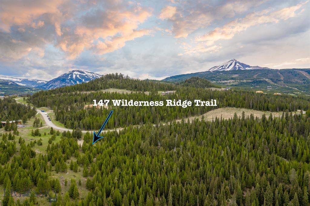 This stunning piece of land offers panoramic views of the Spanish Peaks and Lone Peak. It's a quick drive to the Clubhouse, and offers ample opportunity to spot wildlife in the backyard. This plat of land is perfect for building a beautiful family getaway home for you and your family.