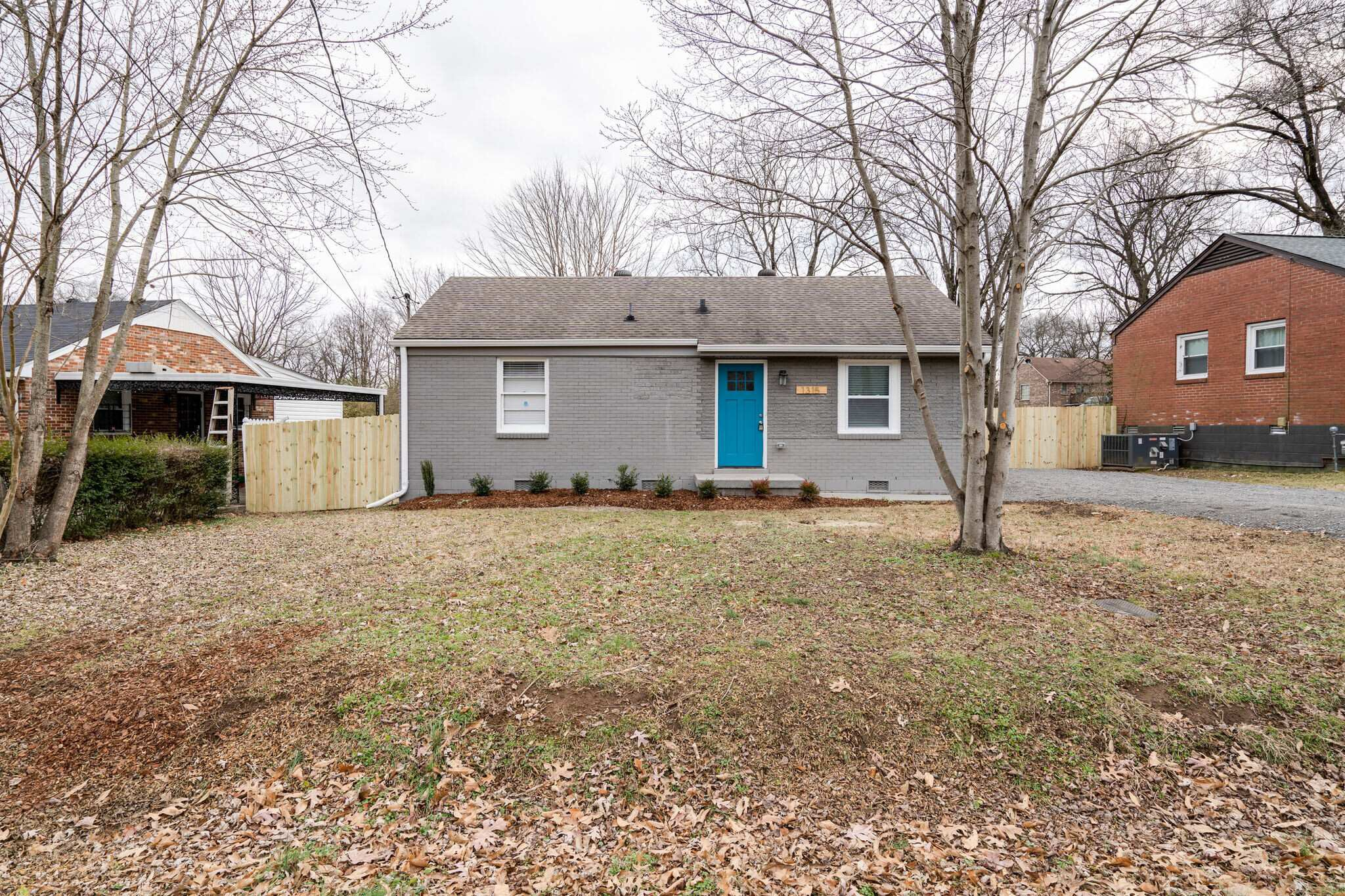 Cute quaint newly Renovated with beautiful finishes. Gorgeous hardwoods throughout, new plumbing, electrical, quartz counter tops  and updated appliances. Open floor plan with Stunning new bathroom tile work with updated fixtures! Great location nestled in the Cleveland Park area of East Nashville, close to all the shops and hot spots in the area, 5 mins from downtown exceptional walk ability! Large fenced in lot with shed in backyard, plenty of room for entertaining. Priced to sell Coming Soon!