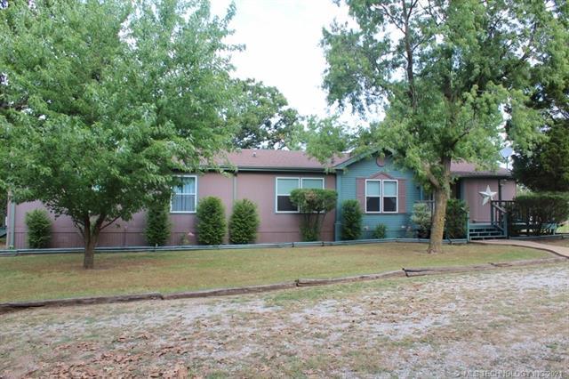 35646 E 1180 Road, Seminole, OK 74868