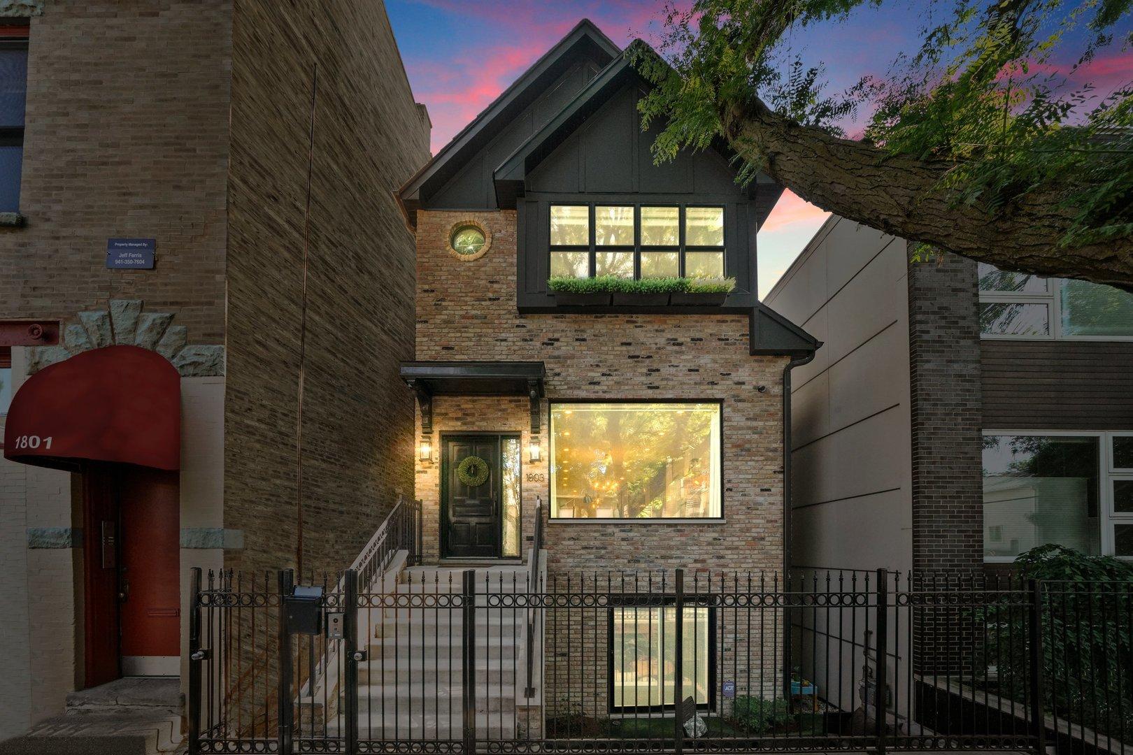 1803 W Wabansia Avenue, Chicago, IL 60622