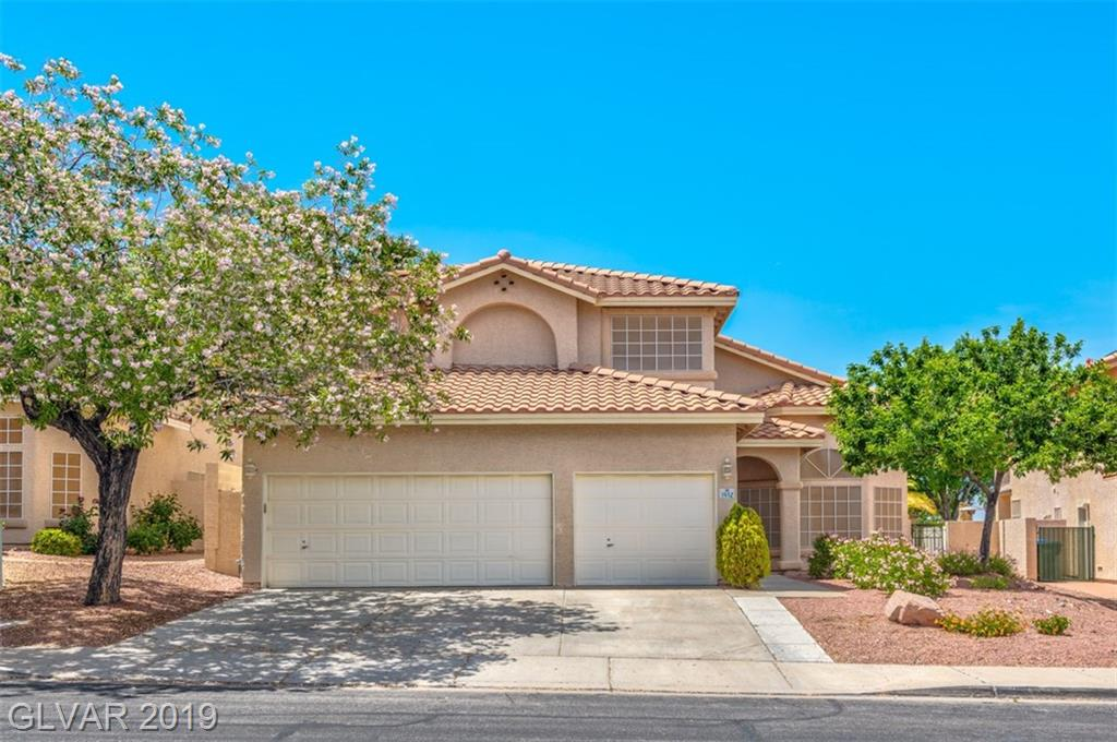 1932 KACHINA MOUNTAIN Drive, Henderson, NV 89012