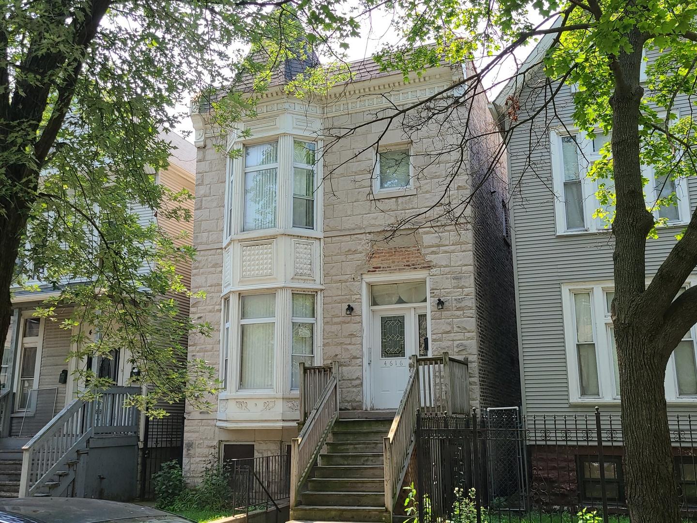 4616 S Evans Avenue, Chicago, IL 60653