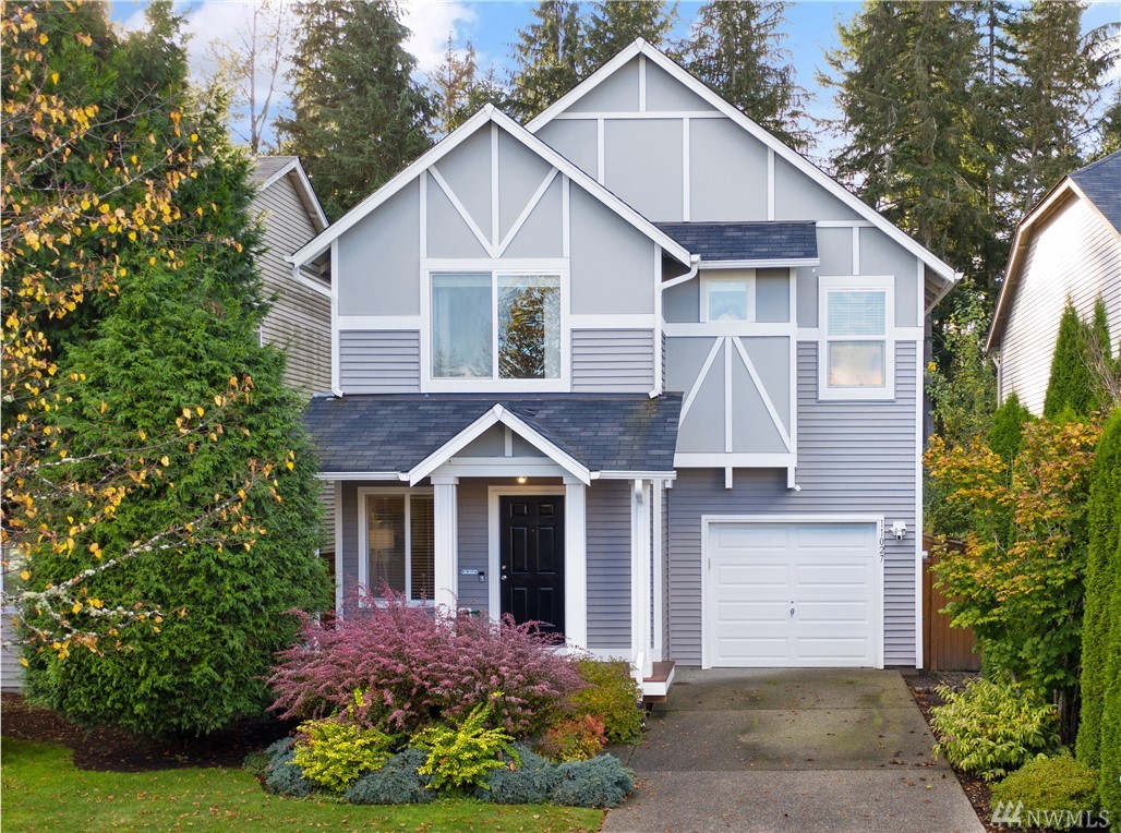 Storybook charm meets modern sophistication.Remarkable 3 bed+ Loft home is located on a gorgeous greenbelt w/total privacy.Over $50k upgrades.Exquisite detailing inside & out!Open concept layout w/artful appeal.Sunlit rooms.Hardwood floors. AC. Smart home. Kitchen w/stainless steel appliances. Master suite w/custom closet, overlooks lush greens.All bedrms w/closet organizers.Parklike backyard w/Trex deck & Turf. Steps to parks, trails & schools.ARCH.Impeccably maintained.Home sweet home awaits!