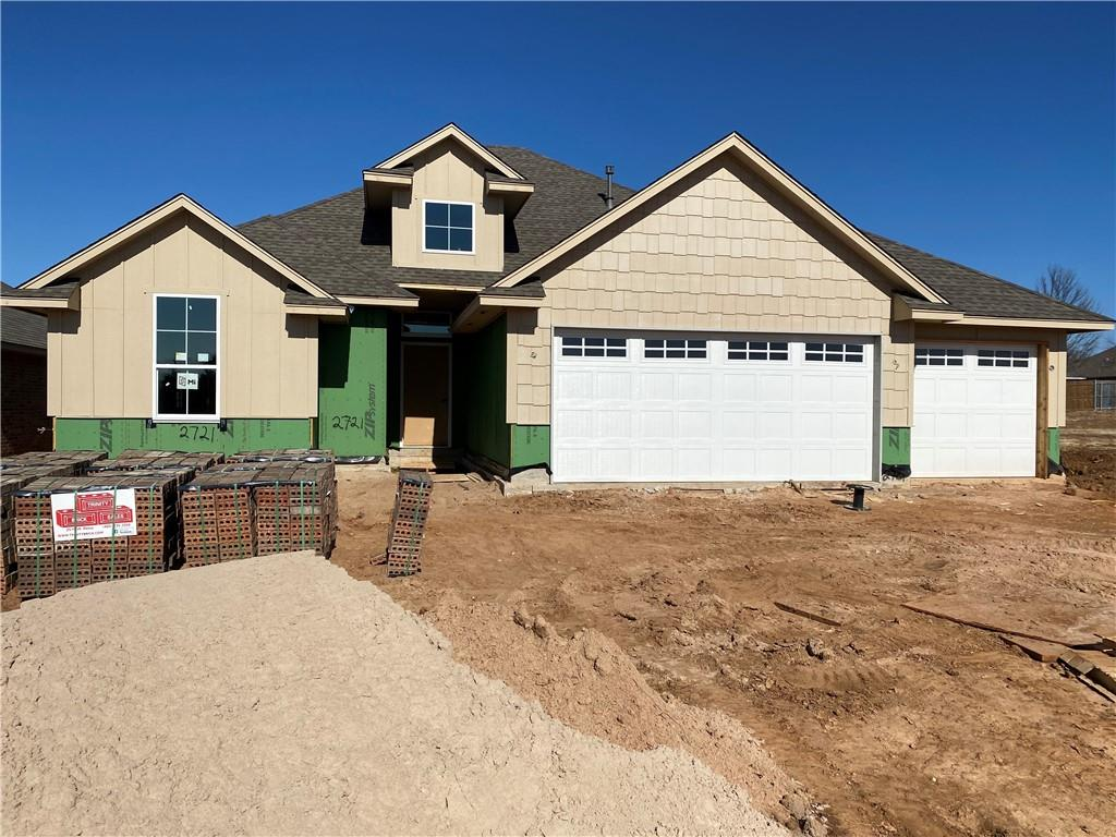 "Wonderful new construction, open floor plan 4 beds/2.5 bath, 3 car garage. Master bathroom has walk-in shower and double vanities. Fantastic floor plan, great feature of this home is ""energy efficient"" Hers rating certificate. Builder to pay closing costs (except pre-paid) when using builder preferred lender. Home scheduled to be complete by Jan. 2021."