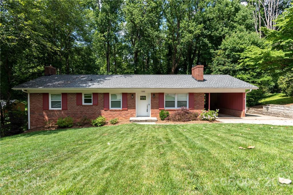 Amazing amount of living space in NW Hickory, 3BR, 2BA home, Remodeled kitchen, hardwood floors on main, fireplace on main & basement, basement features modern  bar area, workshop, office & great living and entertaining areas.  New Deck w/gas line for 2 grills, paver patio and fire pit installed in 2018, Decorative aluminum fencing added in 2015, new tankless water heater 2018, architectural shingle roof w/gutters & downspouts in 2015, Amazing new large deck.