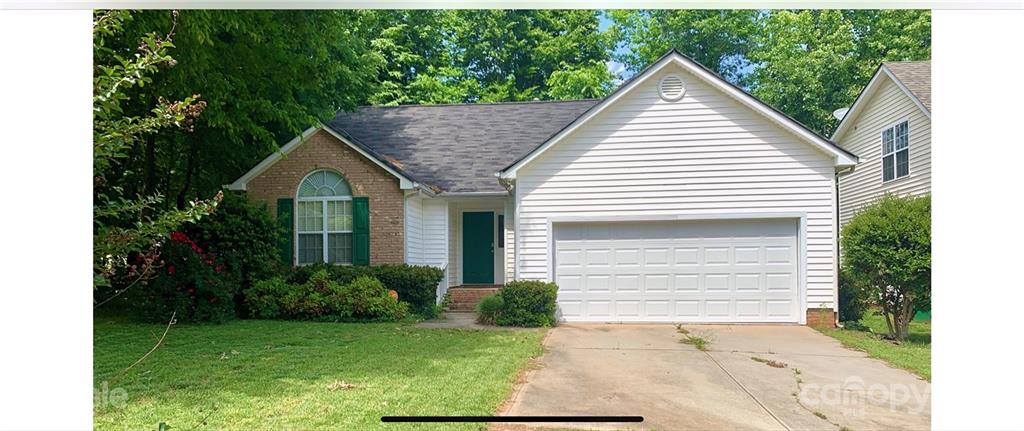 LOOK NO FURTHER ... This beautifully maintained 3 bedroom, 2 bathroom home sits on .33 acres with mature landscaping. This home is located in a very convenient location and is accessible to all areas of Greater Charlotte. This one will not last long! Calling for your BEST OFFERS by 5/17 at 1:00 pm.