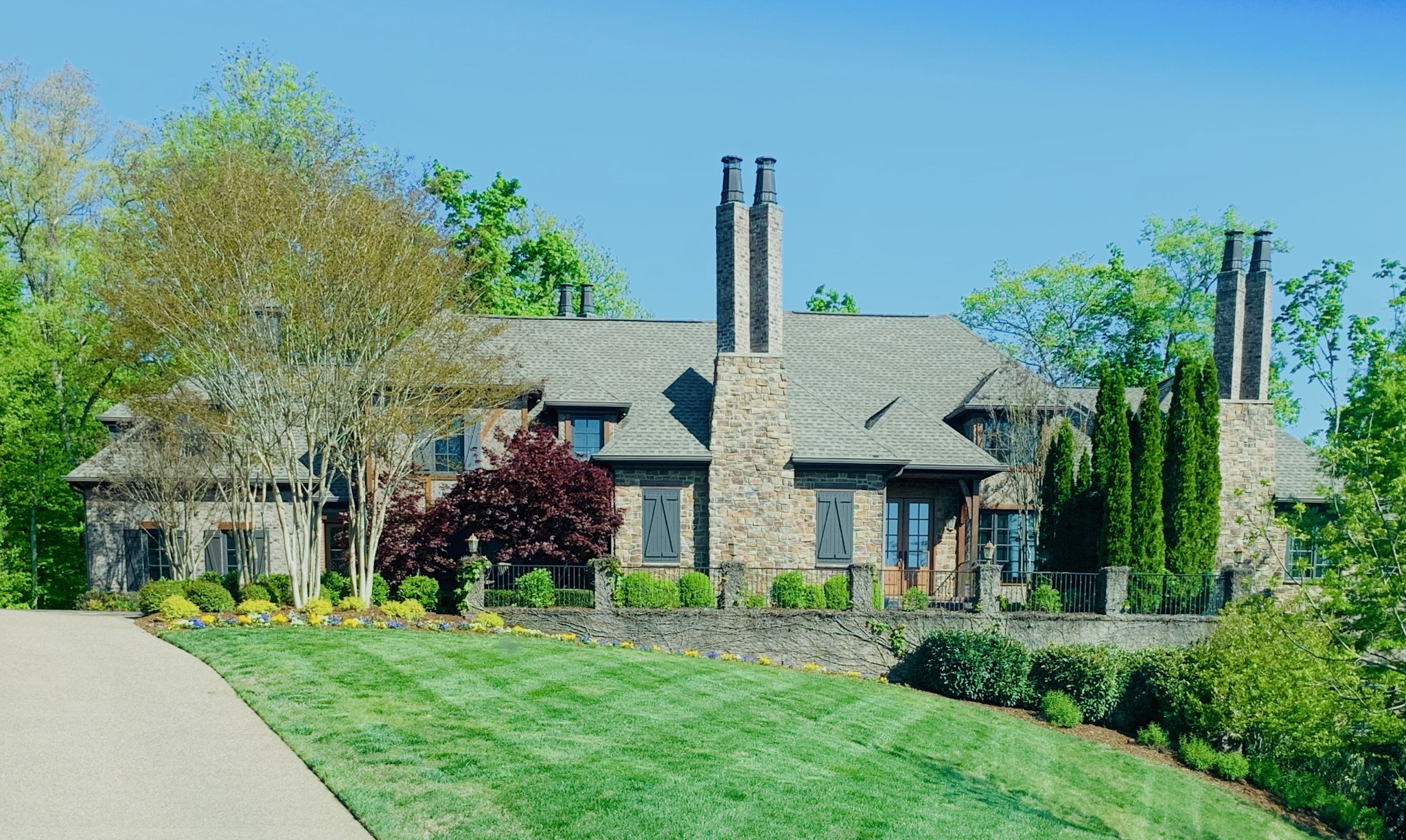 COMING SOON:  SHOWINGS WILL BEGIN JUNE 9th.  This 2.3 million dollar build is arguably the best value in Governors Club.  NEW PICTURES COMING SOON. Located on a private cul de sac w/4 oversized garages. New granite epoxy floors on main level.  Huge basement w/incredible guest quarters incl kitchen, media room & gym. Fam room has dble-height ceilings and connects to kitchen w/high-end appl, 2 dishwashers & 2 islands w/quartz countertops.  MORE INFORMATION WHEN LISTING BECOMES ACTIVE.