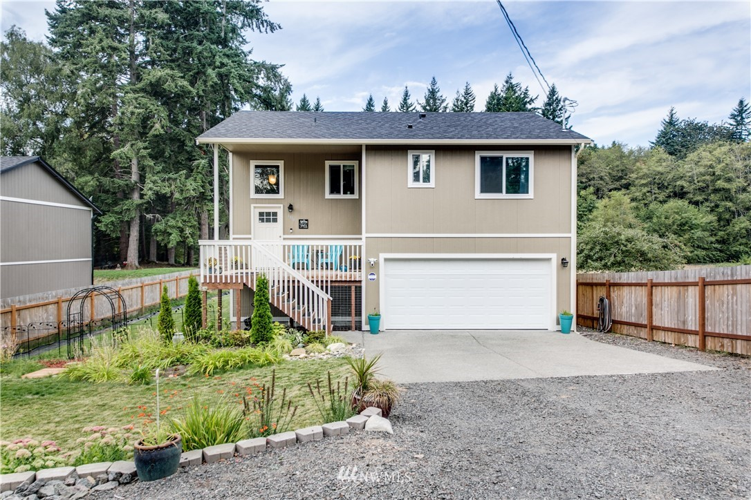 Built in 2017 this 3 bdrm home is better than NEW! This open-plan home is perfect for anyone looking to trade in city living for the quiet & quaint, yet convenient! Stainless steel appliances, granite counters and bright & light finishes throughout! Great location that's close to bus lines, or a 10 min drive to both the Manchester & Port Orchard ferries to Seattle. Enjoy entertaining in the HUGE, fully-fenced back yard with a deck, patio & fire pit! This home on 3/4 acre will not disappoint!