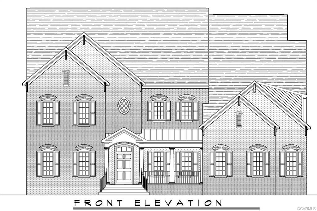 """TO-BE-BUILT. You deserve to live the Wyndham lifestyle. The stunning classic """"Toddbury"""" built by Boone Homes has loads of curb appeal with brick on all 4 sides. The impressive grand entry features a 2 story foyer. Beautiful kitchen with designer cabinets, large flat 5x7 island, HUGE walk-in pantry, and stainless steel appliances. Lovely millwork including coffered ceiling in Dining Room, columns and beautiful moldings. Family room includes a wet bar and gas fireplace. First floor study with hardwood and covered porch off the study. Hardwood throughout the first and second floors. The upstairs loft area provides another living space for entertaining or relaxing. The owner's suite offers 2 walk-in closets, a gorgeous bath with glass shower enclosure, ceramic tile floors and a separate retreat, perfect for a study, craft room, or work out room. Third level is walk-up unfinished storage with ability to expand and finish in the future. Many energy efficient features and materials improve the cost of ownership.  Experience the Boone Difference."""