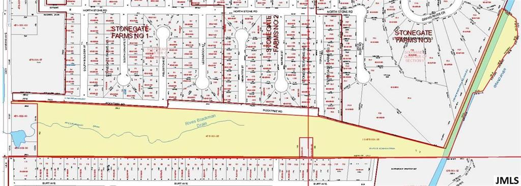 27.5 acres in Blackman Township off Lansing Avenue in front of and south of Stonegate Farms. Ideal for development and multi-family use.