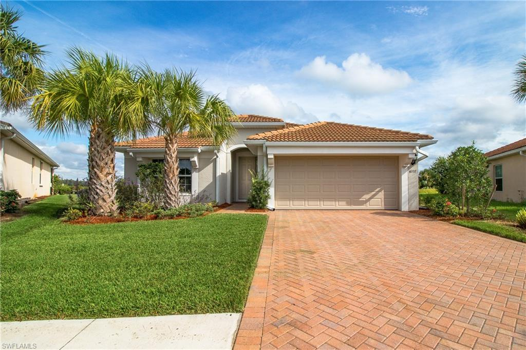 Beautiful, move-in ready, well-maintained 4 bedroom 2 bath Doral Model by Pulte home in the Emerson Park community within Ave Maria, now sold out and a great family community. Built in 2017 and located on one of the largest lots in Emerson, a $10k+ upgrade, with amazing sunsets. Custom kitchen back splash and upgraded tile in both bathrooms. The neighbors are fantastic and some of the nicest people you will ever meet. Ave Maria has outstanding amenities. The home has been touched up and looks near new.