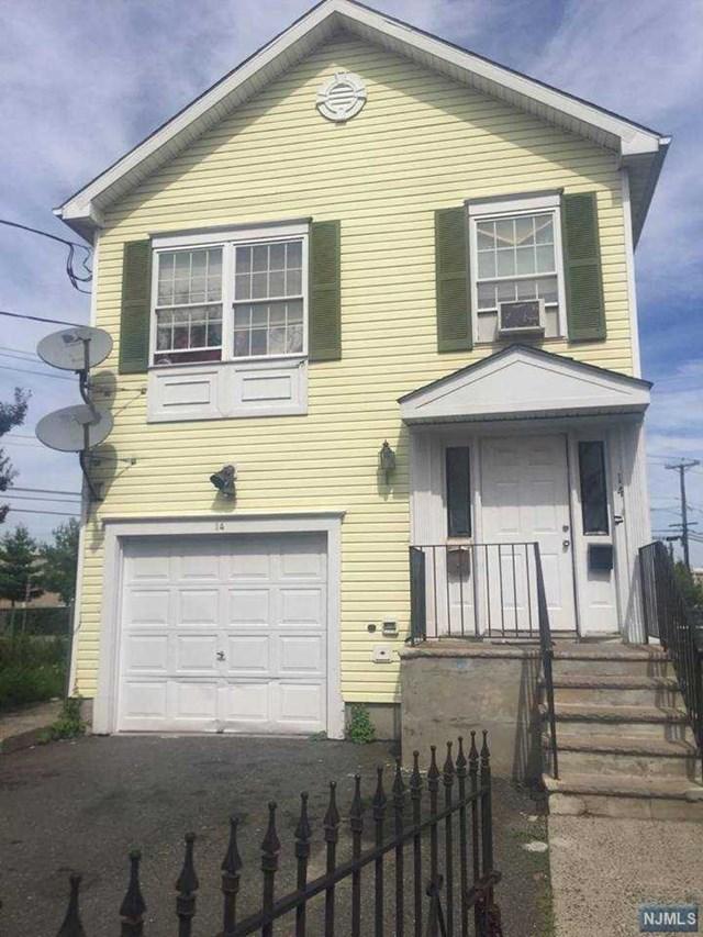 14 Winans Avenue, Newark, NJ 07108
