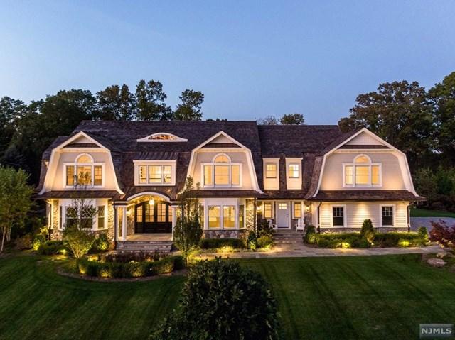 4 Mill Brook Lane, Franklin Lakes, NJ 07417