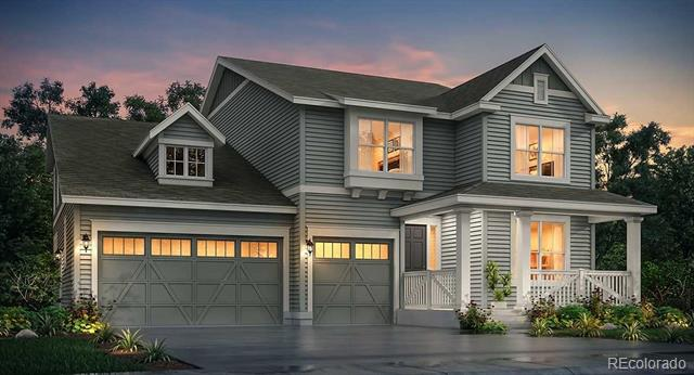 Available August 2019! This stunning Peyton plan features 4 beds, 3.5 baths, great room, kitchen, main floor study, dining room,  upper game room and 3 car garage.  A full unfinished basement is waiting for your future expansion. A covered deck, home automation and upgraded carpeting are included with this model. Come see why time after time, Lennar stands above other builders. You will not be disappointed. Each floor plan has been thoughtfully designed to incorporate energy efficiency & technology along with luxury - Comfortable elegance!