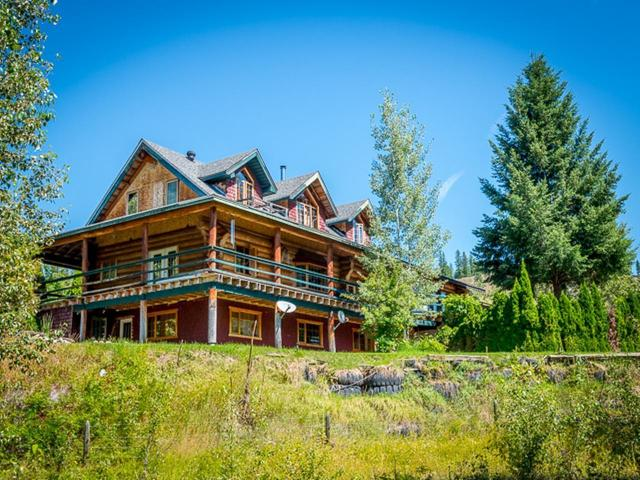 784 LEONIE CREEK ROAD, Barriere, 4 bed, 4 bath, at $897,000