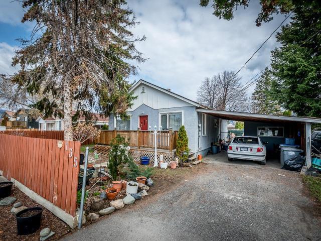 135 HOLWAY STREET, Kamloops, 2 bed, 1 bath, at $274,900