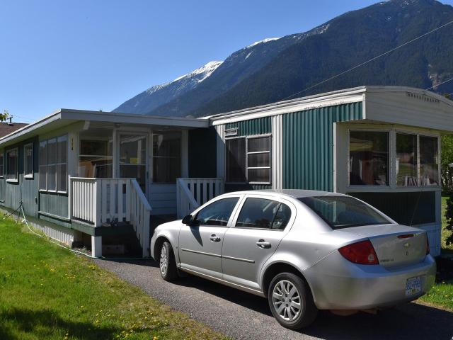 187 MOUNTAINVIEW ROAD, Lillooet, 3 bed, 1 bath, at $49,000