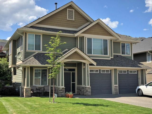 2163 CANTLE CRT, Kamloops, 4 bed, 3 bath, at $559,000