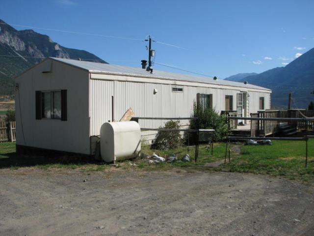 675 MOHA ROAD, Lillooet, 2 bed, 1 bath, at $169,000