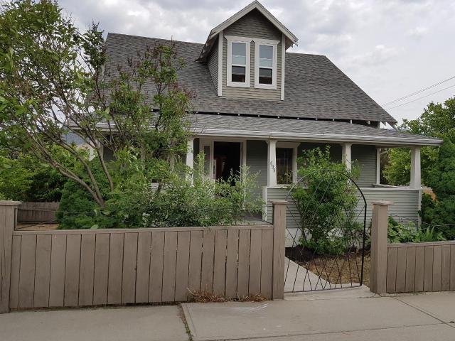 698 LORNE STREET, Kamloops, 2 bed, 3 bath, at $429,000
