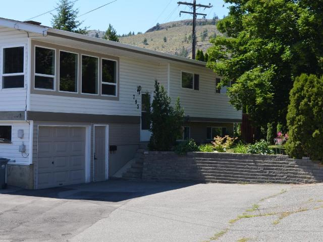 795 FRANKLIN ROAD, Kamloops, 4 bed, 2 bath, at $449,900