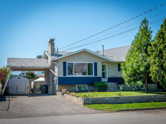 747 COURTENAY CRES, Kamloops, 4 bed, 2 bath, at $394,900