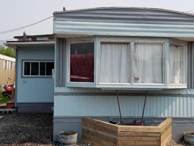 53 ALBERT STREET, Kamloops, 2 bed, 1 bath, at $59,900