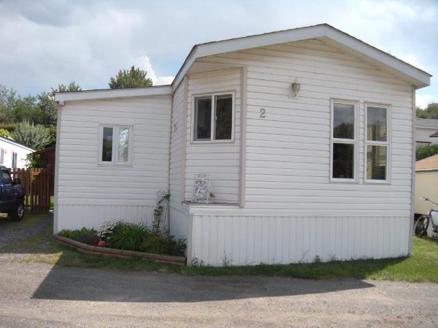 2741 PRINCETON HIGHWAY 5A, Kamloops, 2 bed, 1 bath, at $128,000