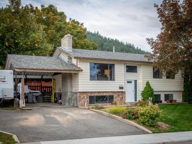 2391 QU'APPELLE BLVD, Kamloops, 4 bed, 2 bath, at $449,900