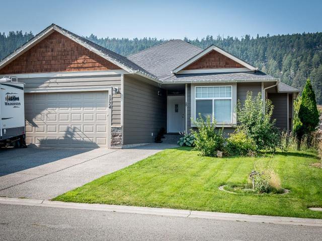 1774 FOXTAIL DRIVE, Kamloops, 5 bed, 3 bath, at $629,900