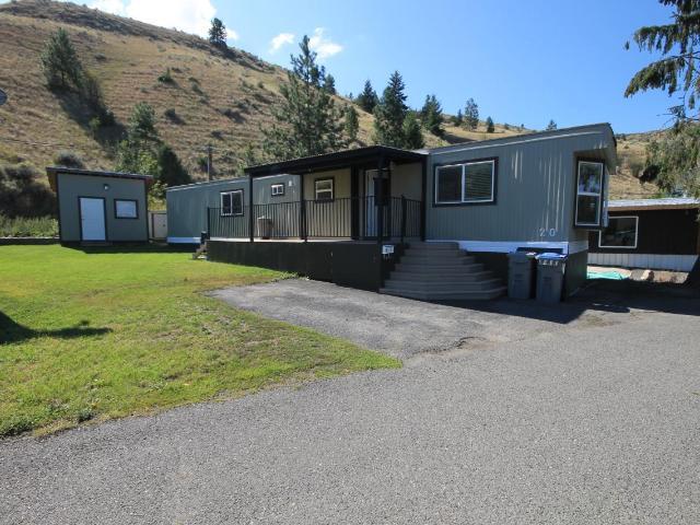 1175 ROSE HILL ROAD, Kamloops, 2 bed, 1 bath, at $79,900
