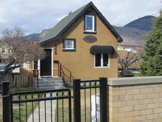 666 ST PAUL STREET, Kamloops, 1 bed, 2 bath, at $399,900