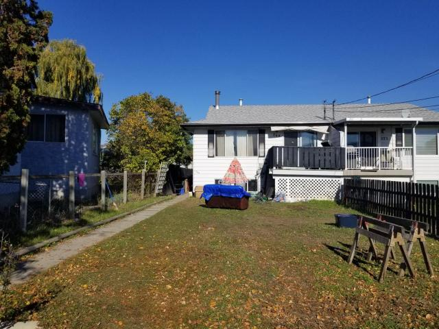 269 NELSON AVE, Kamloops, 4 bed, 2 bath, at $275,000