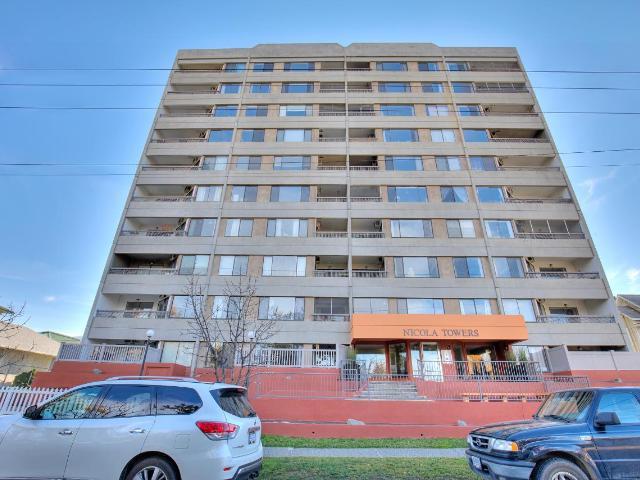 525 NICOLA STREET, Kamloops, 1 bed, 1 bath, at $214,900
