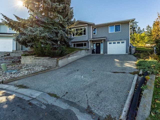 1281 HARRISON PLACE, Kamloops, 3 bed, 2 bath, at $450,000